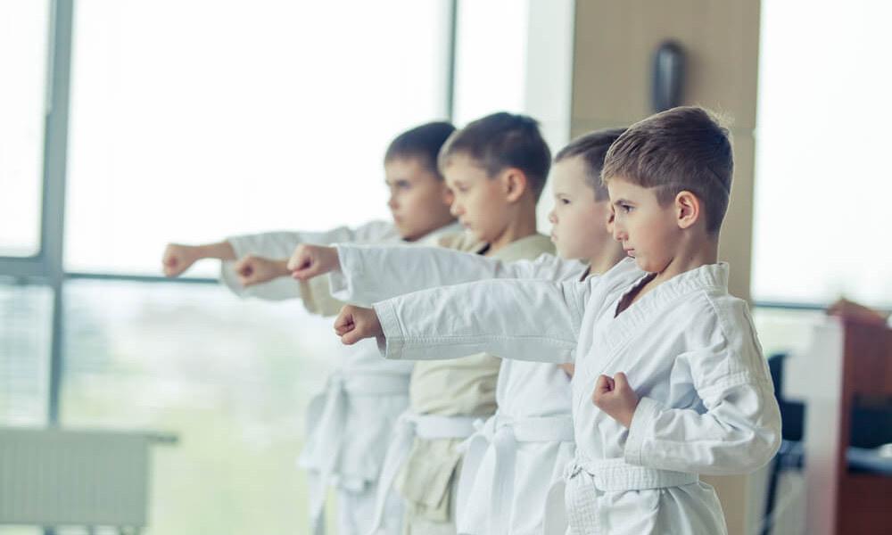¿Cuál es la mejor arte marcial para un niño?