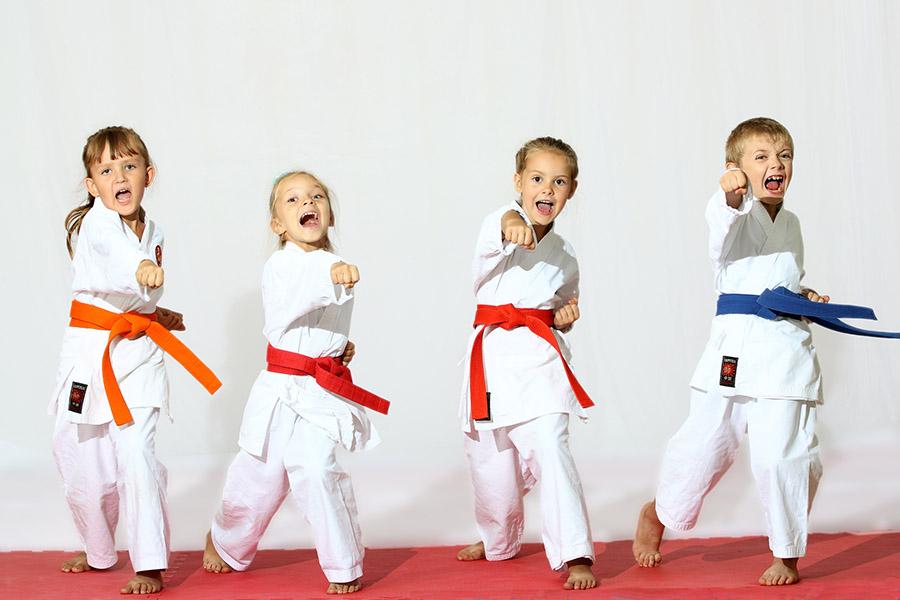 Artes Marciales para niños: 3 disciplinas marciales ideales para niños