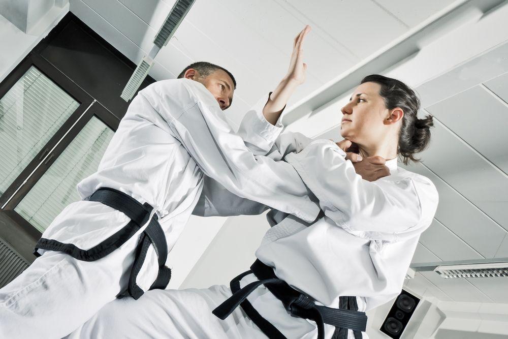 Las artes marciales más efectivas en defensa personal