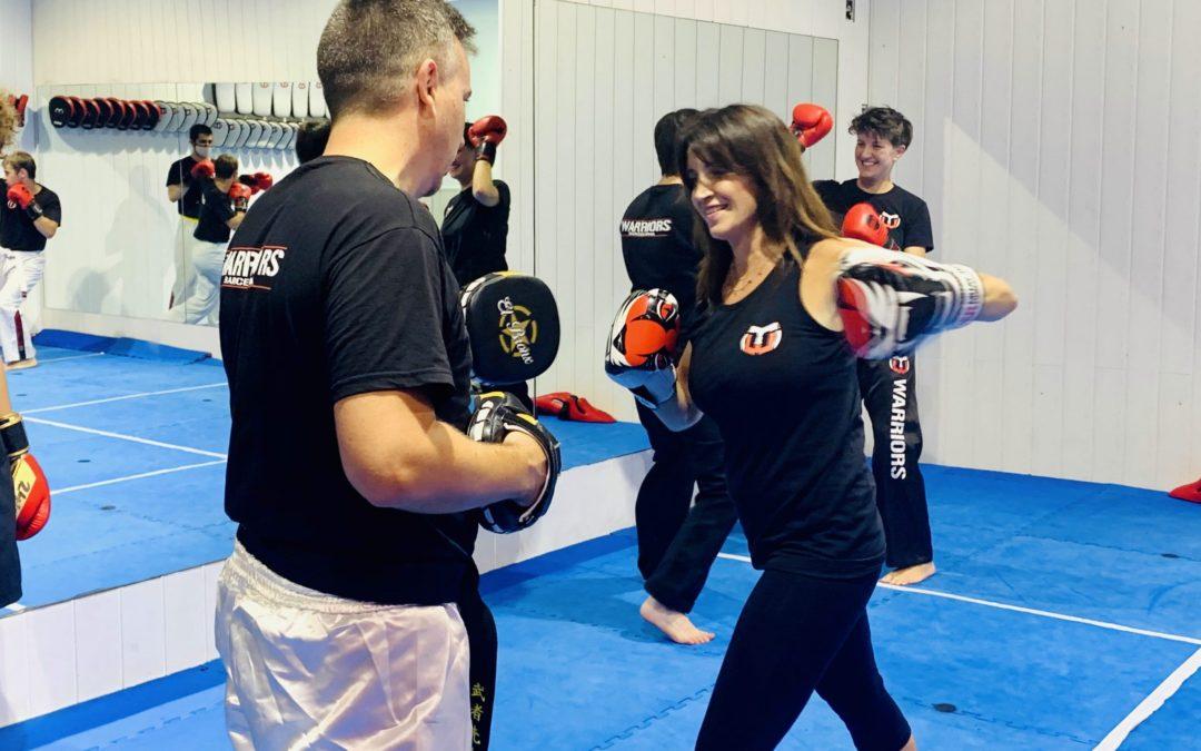 Beneficios de realizar clases de defensa personal femenina