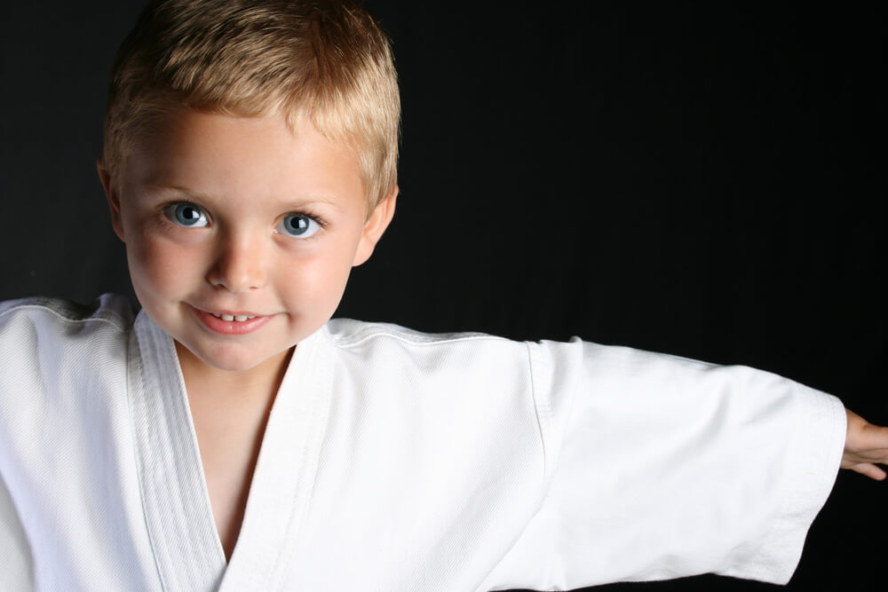 Vuelta al cole: extraescolares / karate infantil