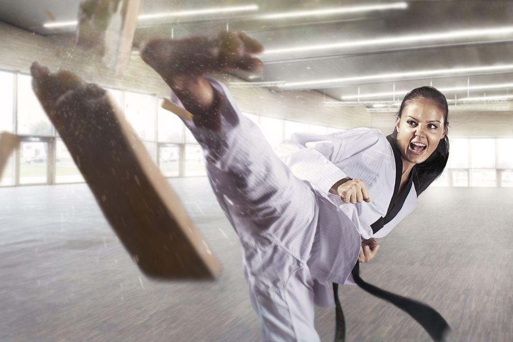 ¿Cuál es el objetivo principal del karate?
