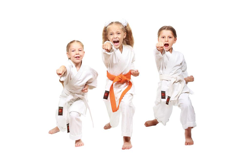 ¿Qué se practica en las clases de Karate infantil? Te lo contamos